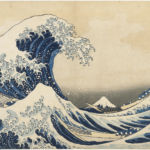 Katsushika Hokusai, Under the Wave Off Kanagawa dalla serie Thirty-six Views of Mount Fuji, 1831-34 - Courtesy Minneapolis Institute of Arts
