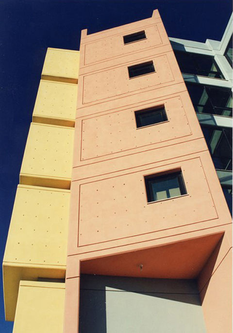 Konstantinos Maratheftis - Office for Maratheftis Architects, 1994