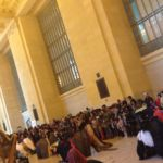 Nick Cave, I Heard New York, Grand Central Station, New York 2