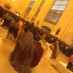 Nick Cave, I Heard New York, Grand Central Station, New York 9