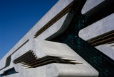 Zaha Hadid, Pierresvives, Montpellier - photo Hélène Binet