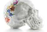 Andreas Murkudis - 25 Porcelain Skulls - Nymphenburg