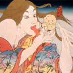 Masami Teraoka, 31 Flavors Invading Japan/Today's Special, 1980-82 - Courtesy Catharine Clark Gallery, San Francisco & (Art) Amalgamated, New York