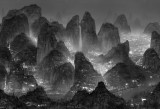 Yang Yongliang, The landscape without night