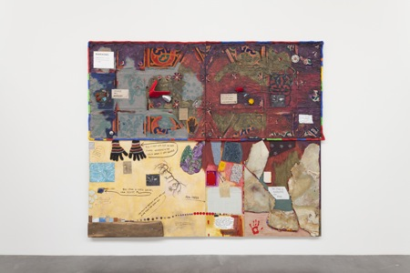 Jimmie Durham, Various Elements from the Actual World, 2009