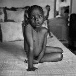 Marc Shoul, Anipho at home, Brakpan, South Africa, 2009