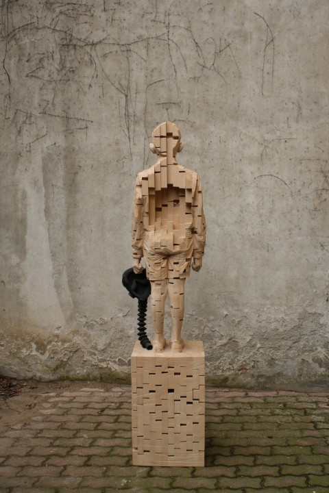 Gehard Demetz, I forgot how the prayer ends, 2010