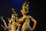 Ballet Royal du Cambodge allo Sporting d&#039;Et - Montecarlo, 2013
