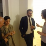 Emanuele Becheri @ Drome project space, opening