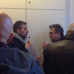 Emanuele Becheri @ Drome project space, opening1