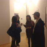 Emanuele Becheri @ Drome project space, opening10