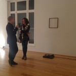 Emanuele Becheri @ Drome project space, opening13