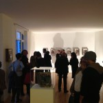 Emanuele Becheri @ Drome project space, opening3