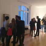 Emanuele Becheri @ Drome project space, opening4