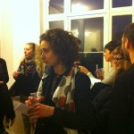 Emanuele Becheri @ Drome project space, opening5