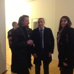 Emanuele Becheri @ Drome project space, opening6