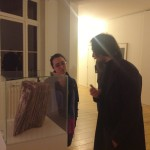 Emanuele Becheri @ Drome project space, opening9
