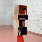 Martino Gamper - Collective On #03, 2013, found chair with shelving