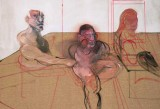 Francis Bacon, Untitled (Three Figures), C. 1981, Dublin City, Gallery The Hugh Lane © The Estate of Francis Bacon