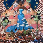 Molly Crabapple, Our lady of Liberty Park