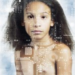 Thierry Cohen, Binary Kid 15, 2008 © Thierry Cohen