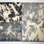 Rebecca Ward, rocky mountain oysters, 2012 (sx) / cow tipping, 2012 (dx) - Courtesy the artist, Artnesia & Ronchini Gallery