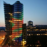 Uniqa Tower – Courtesy Uniqa Tower, Vienna