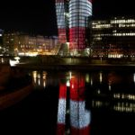 Uniqa Tower – Bandiera (Festa nazionale) – Courtesy Uniqa Tower, Vienna