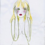 Courtney Love - I can't hear you ever, 2011 -  courtesy dell'artista e della Fred Torres Collaborations