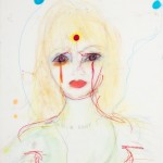 Courtney Love - Surrender, 2011 -  courtesy dell'artista e della Fred Torres Collaborations