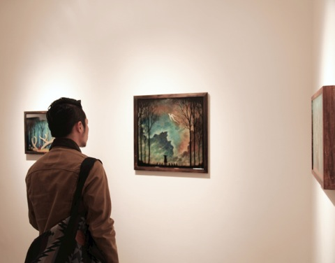 Andy Kehoe | Marco Mazzoni | Souther Salazar @ Jonathan Levine Gallery