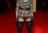 Madonna alla mostra Punk: Chaos to Couture