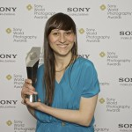 Myriam Meloni - World Photo Awards, Sony - foto Robert Leslie
