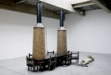 Mark Manders, Room with Chairs and Factory, 2002-08, coll. MoMA, New York