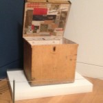 Kurt Schwitters, Untitled (trunk with Collages), 1926-34