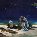 Yes, Tales from the Topographic Ocean (1973) - copertina del disco di Roger Dean