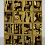 Louise Nevelson, The Golden Pearl, 1962