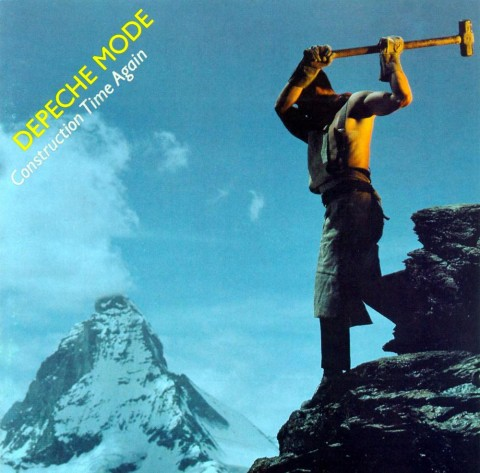 Depeche Mode, Construction Time Again (1983)