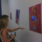 Cameron Gray - Birth of a Legend @ Mike Weiss Gallery