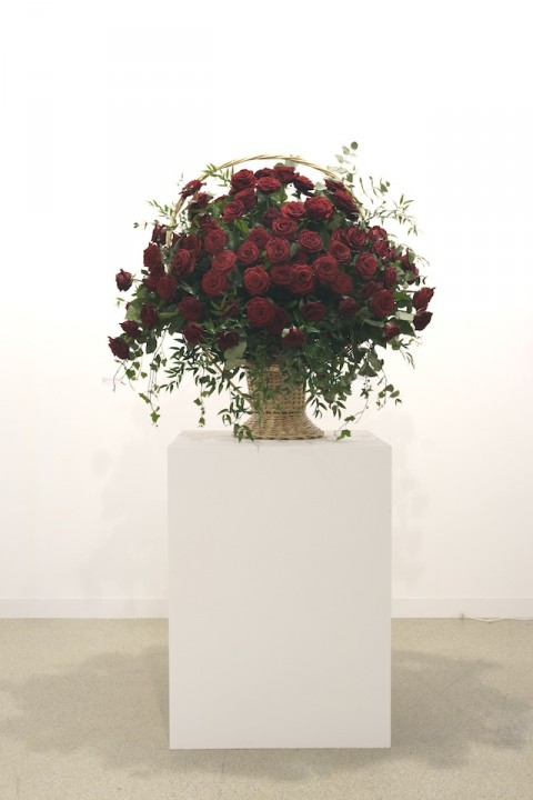 Bestiario Contemporaneo - Francesco Vezzoli, Flowers Arrangement