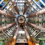 Large Hadron Collider – courtesy Cern