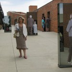 Anna Detheridge al Museo dell'Apartheid