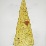 William T. Wiley, Dunce One, 2009