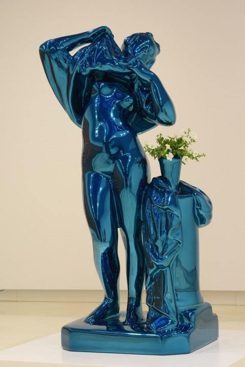Jeff Koons, Metallic Venus, 2010-2012 - The Collection of the artist - photo © Alfredo Cacciani