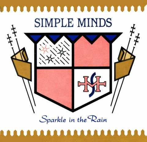 Simple Minds, Sparkle In The Rain (1983)