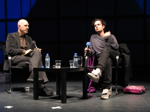 David Joselit & Tino Sehgal, A Conversation on the Relationshp of Art and Economy, Our Literal Speed, ZKM, Karlsruhe 2008