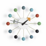 Ball Clock by George Nelson