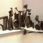 Anthony Caro, Table Piece Y-92 (The Triumph of Caesar), 1987
