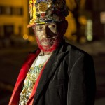 "Un rito del fuoco per esorcizzare il colonialismo all'italiana. Lee ""Scratch"" Perry, leggenda del dub, protagonista del video in fieri che Invernomuto portano al Milano Film Festival"