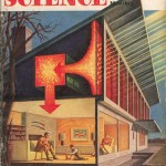 Popular Science March 1949, cover